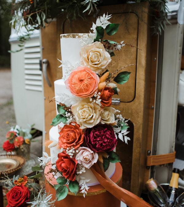 Boho Woodland Wedding