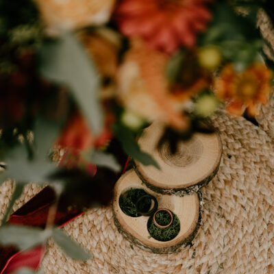 Boho Woodland Wedding